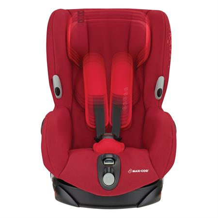 8608721110 Maxi-Cosi Axiss Vivid Red Harness And Headrest Adjustment