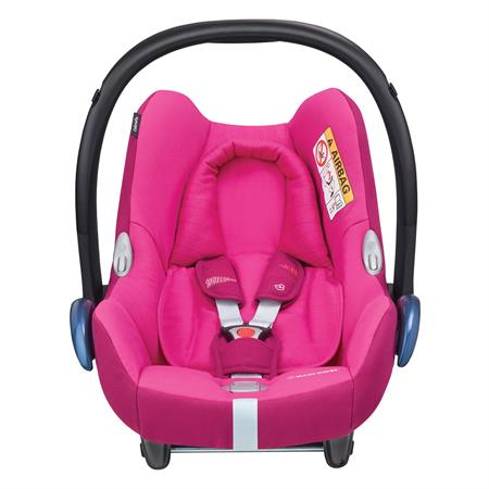8617410111 Maxi-Cosi Cabriofix Frequency Pink Front