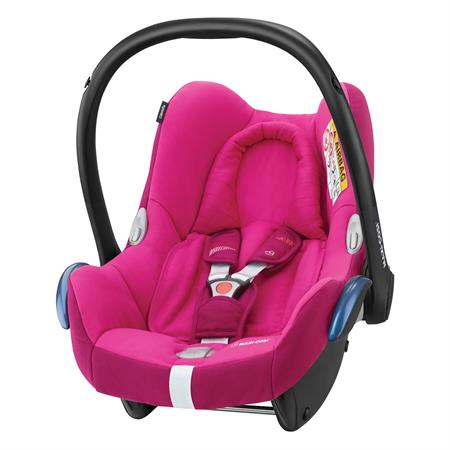 8617410111 Maxi-Cosi Cabriofix Frequency Pink