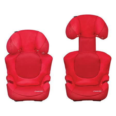 8756393110 Maxi-Cosi Rodi Xp Isofix Poppy Red Adjustable