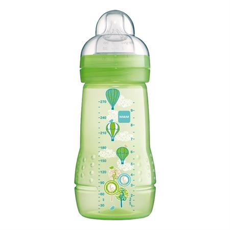 MAM Baby Bottle 270 ml Grün