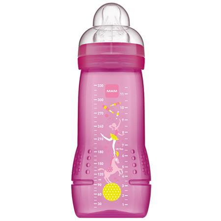 MAM Baby Bottle 330 ml Mädchen