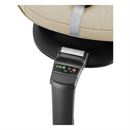 8790332111 Maxi-Cosi 2waypearl Nomad Sand Base Display