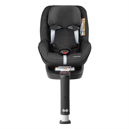 Maxi-Cosi 2WayPearl Kindersitz Nomad Black Easy-Out Gurtsystem