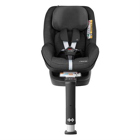 Maxi-Cosi 2WayPearl Kindersitz Nomad Black Front