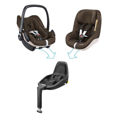 8790711110 Maxi-Cosi 2waypearl Nomad Brown 2wayfamily