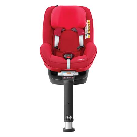 8790721110 Maxi-Cosi 2waypearl Vivid Red Easy-Out Gurtsystem