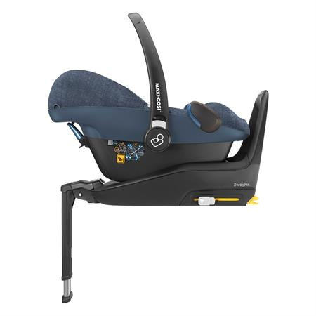 8798243121 Maxi Cosi Pebble Plus Nomad Blue Seite 2wayfix