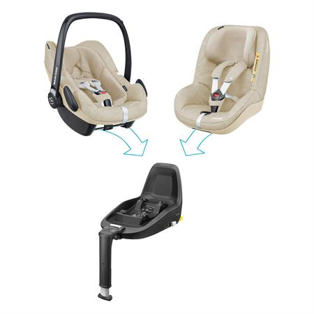 8798332121 Maxi Cosi Pebble Plus Nomad Sand 2wayfamily