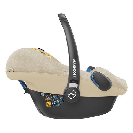 8798332121 Maxi Cosi Pebble Plus Nomad Sand Seite