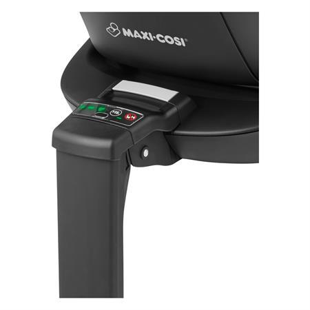 8798710120 Maxi Cosi Pebble Plus Nomad Black 2wayfix Display
