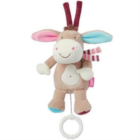 BabyFehn Mini Spieluhr Esel
