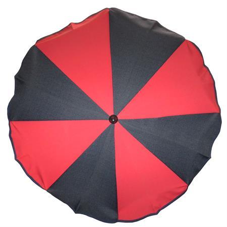 Peg Perego Sonnenschirm Bluvela Blau-Rot