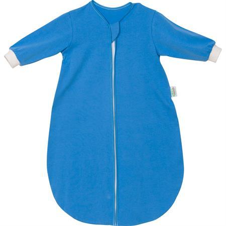 Odenwälder Jersey Unterzieh-BabyNest Azurblau 50 cm