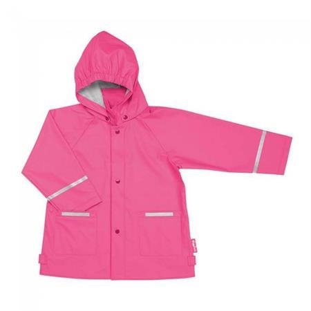Playshoes Regenjacke Basic 408638 Pink 98