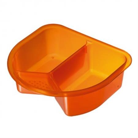rotho TOP Waschschüssel Translucent Orange
