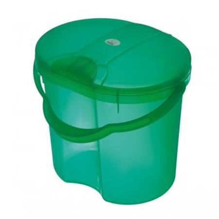 rotho TOP Windeleimer Translucent Green