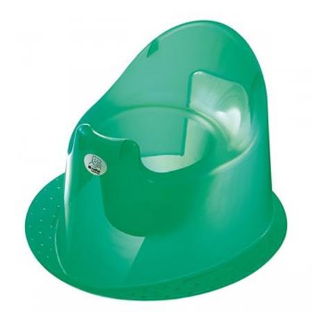 rotho TOP Kindertopf Töpfchen Translucent Green