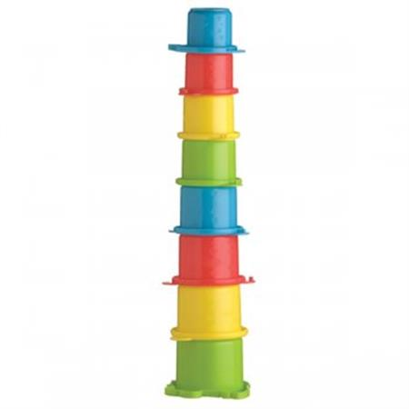 Playgro Stapelbecher Krokodil Badespielzeug