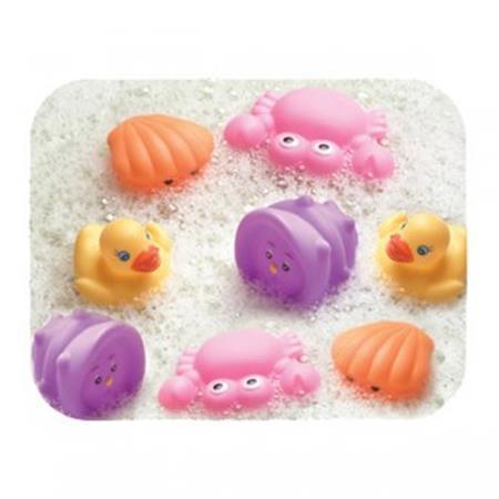Playgro Badespielset Spritztiere 8-teilig Mädchen