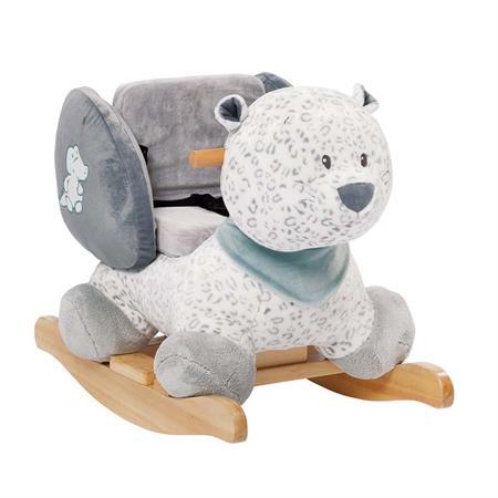 Nattou Schaukeltier Schneeleopard