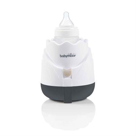 Babymoov Dampf Flaschenwärmer Tulpe Cream Detailansicht 01