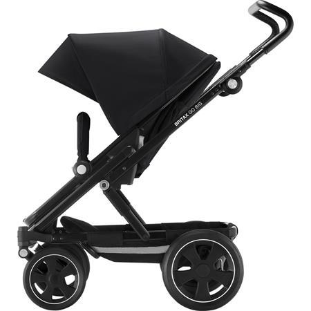 Britax GO BIG 2 Kinderwagen Cosmos Black