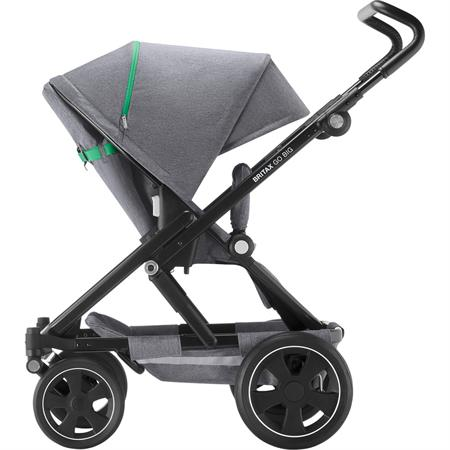 Britax GO BIG 2 Kinderwagen Dynamic Grey