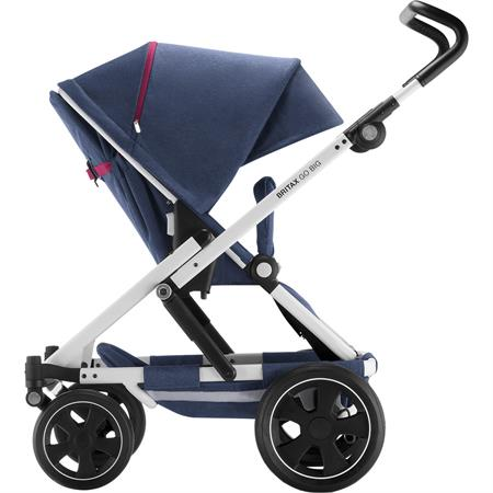 Britax GO BIG 2 Kinderwagen Oxford Navy