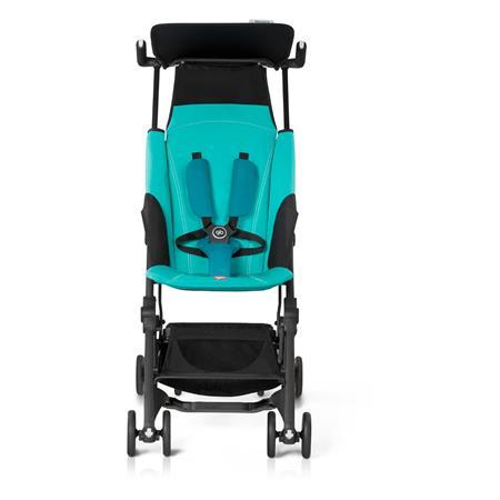 Good Baby Pockit+ Capri Blue Turquoise 617000049 Front