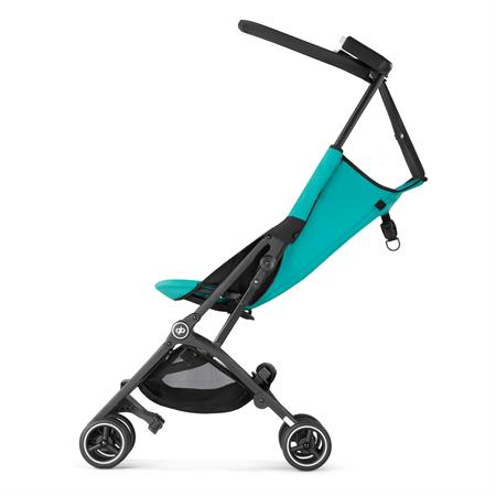 Good Baby Pockit+ Capri Blue Turquoise 617000049 Verstellbare Rueckenlehne