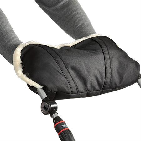 Hartan Kinderwagenhandschuh – schwarz