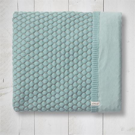 JOOLZ Essentials Blanket Decke Honeycomb mint