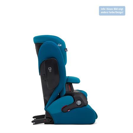 Joie Traver Shield mitwachsender Kindersitz mit Fangkörper Gruppe 1/2/3 Coal