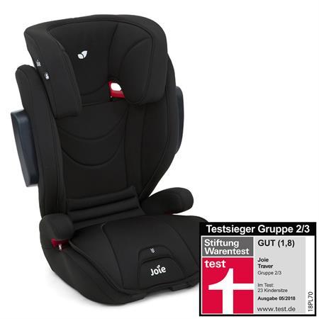 Joie Traver Kindersitz mit IsoSafe Konnektoren