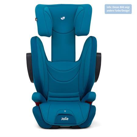 Joie Traver Kindersitz mit IsoSafe Konnektoren Dark Pewter