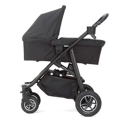 Joie Mytrax 2017 Buggy Kinderwagen Pavement Sitzbezug abgenommen und Babywanne