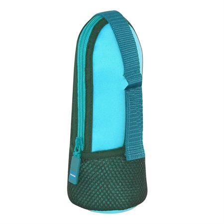 MAM Thermal Bag Thermo-Tasche für Babyflaschen Türkis Oliv