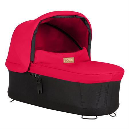 MountainBuggy Carrycot Plus Babywanne Urban Jungle chilli mit windschutz Hauptbild