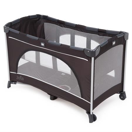 Joie Reisebett Allura 120 Sound and light Black Ink Detailansicht 01