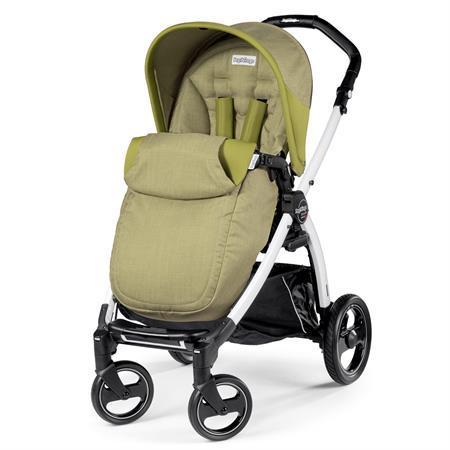 Completo Sportsitz von Peg Perego mit Beindecke | Kinderwagengestell nicht im Lieferumfang enthalten