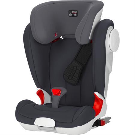 Britax Römer Kindersitz KIDFIX II XP SICT Storm Grey Design 2018