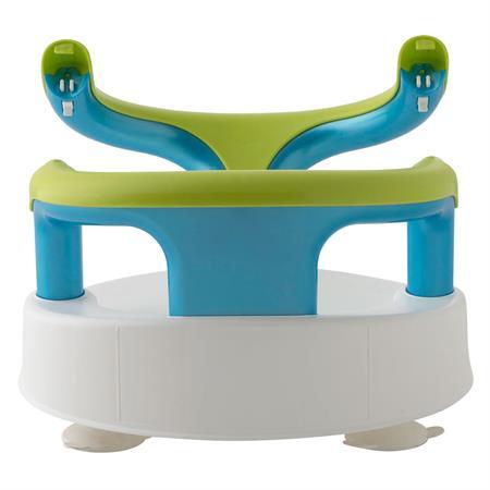 Rotho 20429022001 Baby Badesitz Weiss Apple Green Gruen Aquamarine Blau 03 Detaillierte Ansicht 02