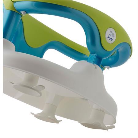 Rotho 20429022001 Baby Badesitz Weiss Apple Green Gruen Aquamarine Blau 04 Ansichtsdetail 03