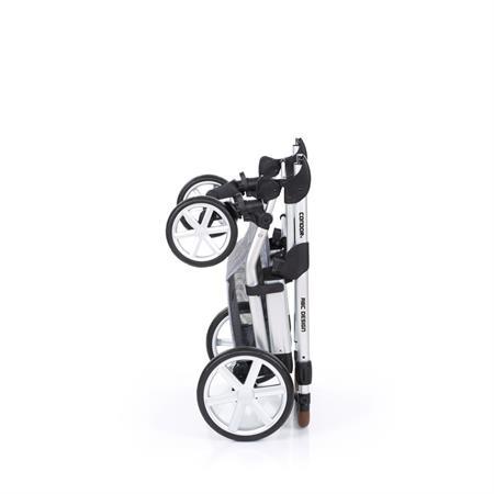 ABC Design Kombikinderwagen Condor 4 Design 2019 Graphite Grey