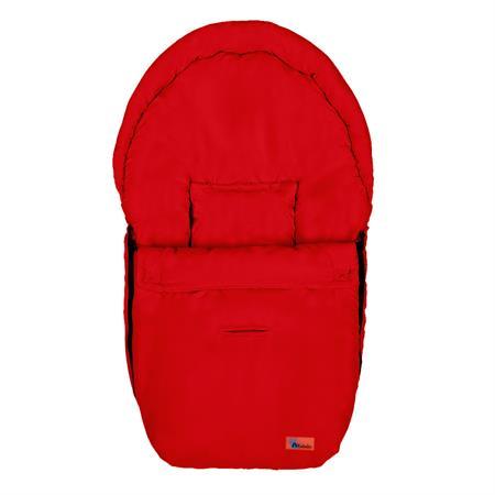 Altabebe Sommerfußsack Car Seat AL2610 Microfaser Rot