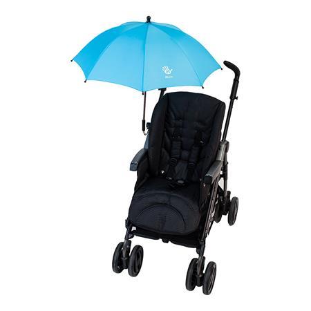Altabebe Sonnenschirm für Buggys & Kinderwagen Hellblau