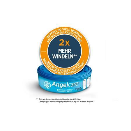 Angelcare Nachfüllkasetten Plus für Windeleimer