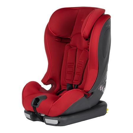 AVOVA Kindersitz Sperling-Fix i-Size Maple Red | KidsComfort.eu