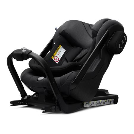 Axkid i-Size Kindersitz ONE Design Granite Melange   KidsComfort.eu